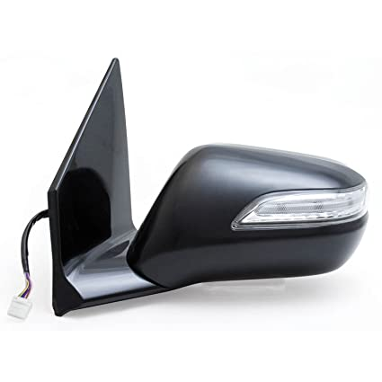 Amazoncom Fit System H Acura MDX Driver Side OE Style Heated - Acura mdx side mirror replacement