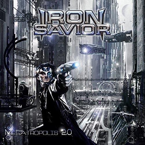 Iron Savior - Megatropolis 2.0 (CD)