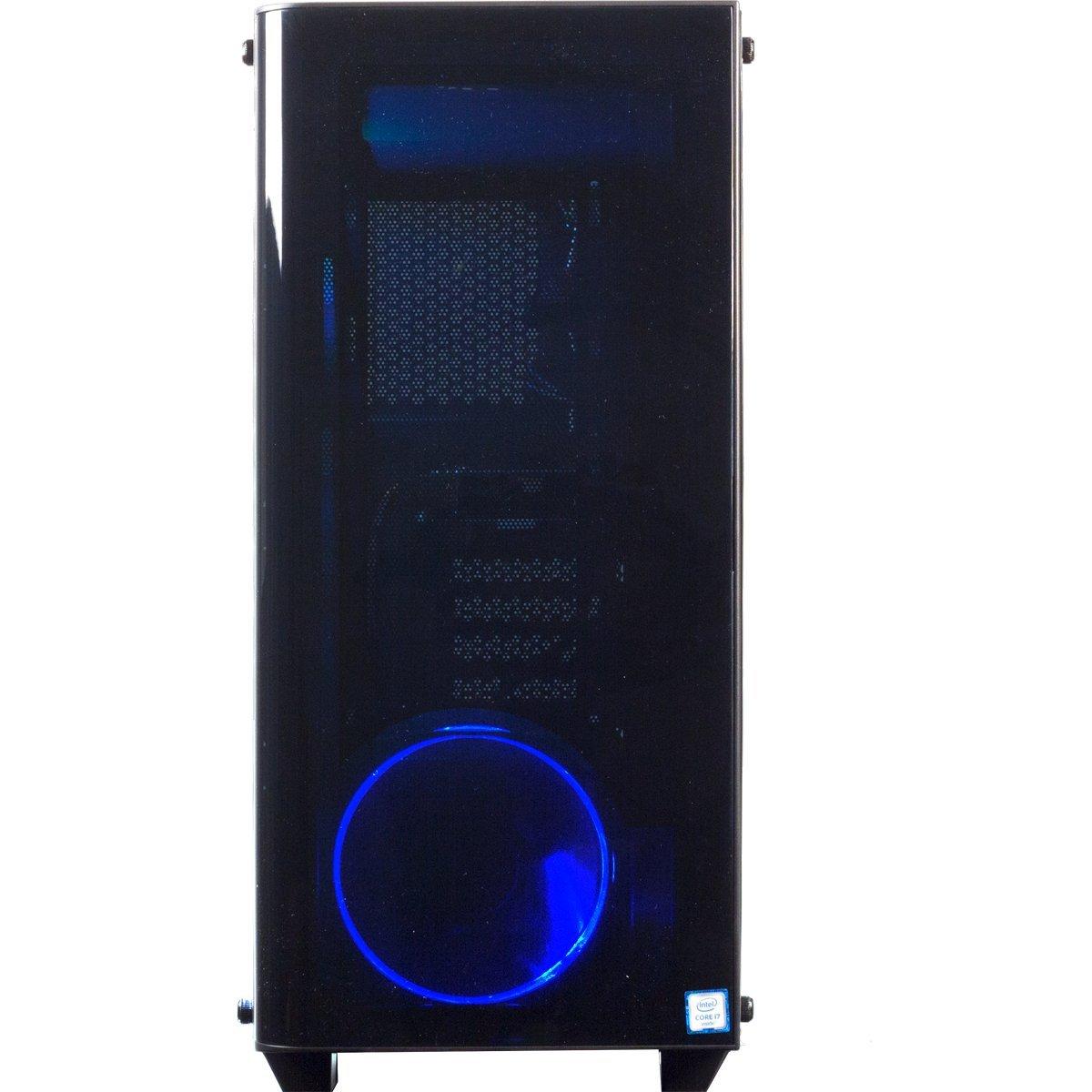 iBUYPOWER Gaming Elite Desktop PC Liquid Cooled AM8440i Intel i7-8700k 3.70GHz, NVIDIA Geforce GTX 1060 6GB, 16GB DDR4 RAM, 1TB 7200RPM HDD,  240GB SSD, Wifi, RGB, Win 10, VR Ready by iBUYPOWER (Image #2)