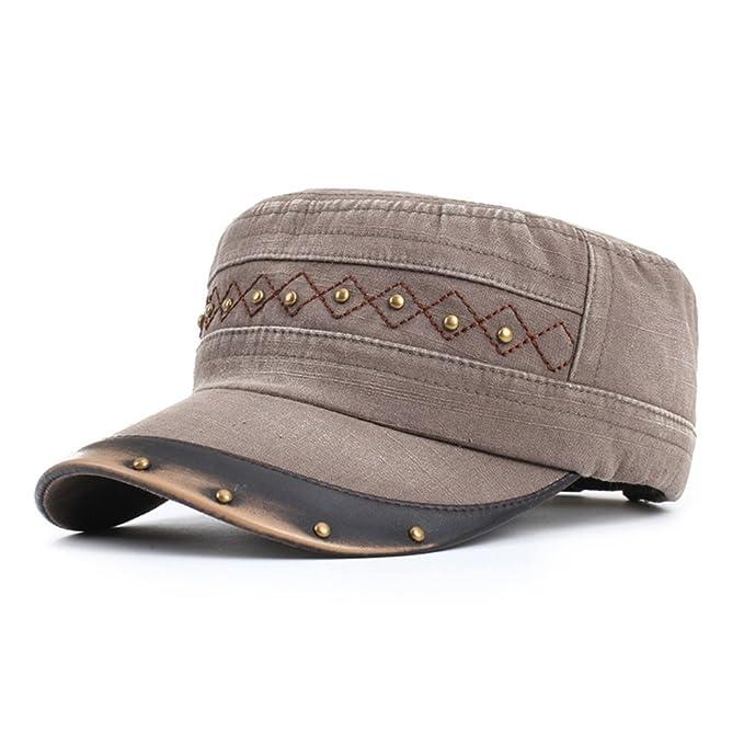 Gorras planas/Sombrero del sol de la cortina de otoño/Deportes de ocio al