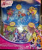 Winx Exclusive Transformation Collection 3.75'' Small Doll 6 Pack