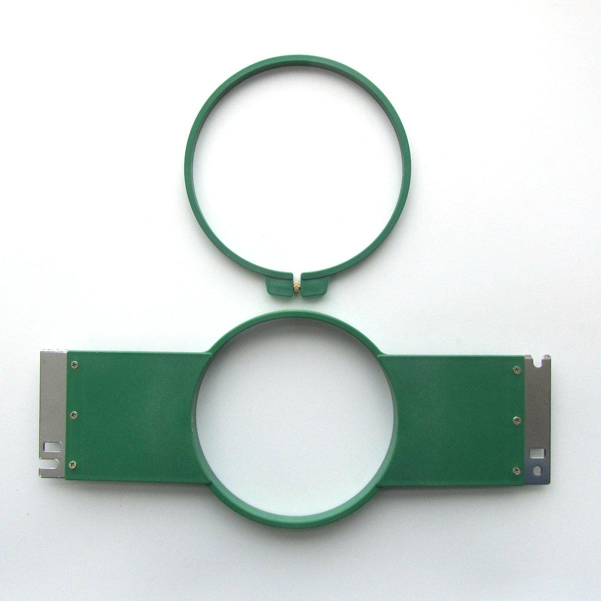KUNPENG - 1 conjunto de aro de bordado (1 bastidor + 1 anillo) 15 cm 5.9