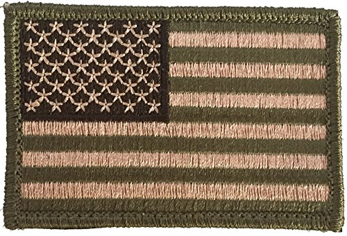 American Flag Patch by 2A Tactical Gear - US Flag Patch Come