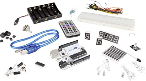MAKERFACTORY MF DIY Starter Kit FOR ARDUINO: Amazon.es: Electrónica