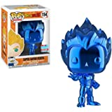 Funko Pop! Vinyl Super Saiyan Vegeta Blue Chrome # 154 NYCC Exclusivo 2018