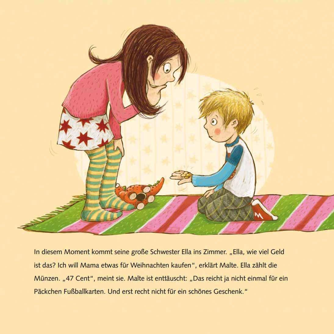 Malte und das schönste Geschenk der Welt: Amazon.de: Bettina ...
