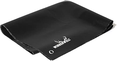 Winnerwell Fireproof Mat Fire Blanket for Use Under Wood Burning Stoves and Firepans