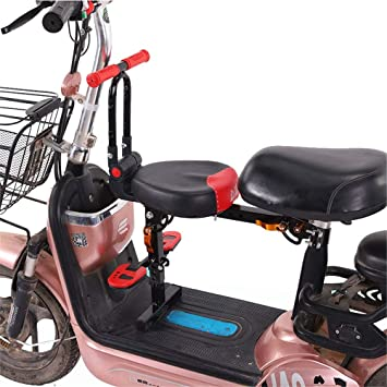 GFYWZZ Lanzamiento Rápido Montaje Frontal Niño Bicicleta Eléctrica ...