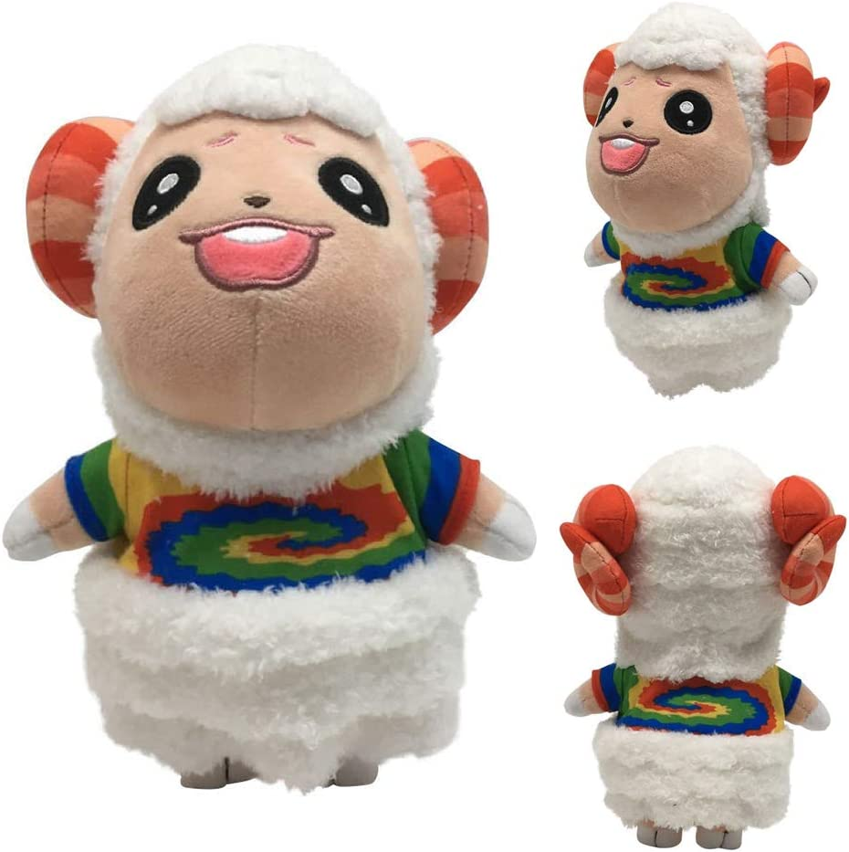 """Animal Crossing New Horizons Chrissy 9.5/"""" Plush Toy Stuffed Doll Limited Gifts"""