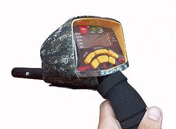 DetectorCovers Garrett Ace 150/250/350/400/EURO LA Tapa DE LA Caja DE Control del Detector DE Metales EN Tela DE Camuflaje DE PVC 600: Amazon.es: Deportes y ...