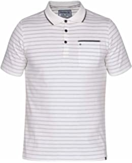 6e30d020681 Amazon.com  Hurley Men s Dri-Fit Lagos Polo Star Blue Shirt  Clothing