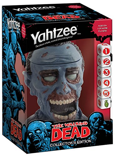 YAHTZEE: The Walking Dead Collector's Edition by USAopoly