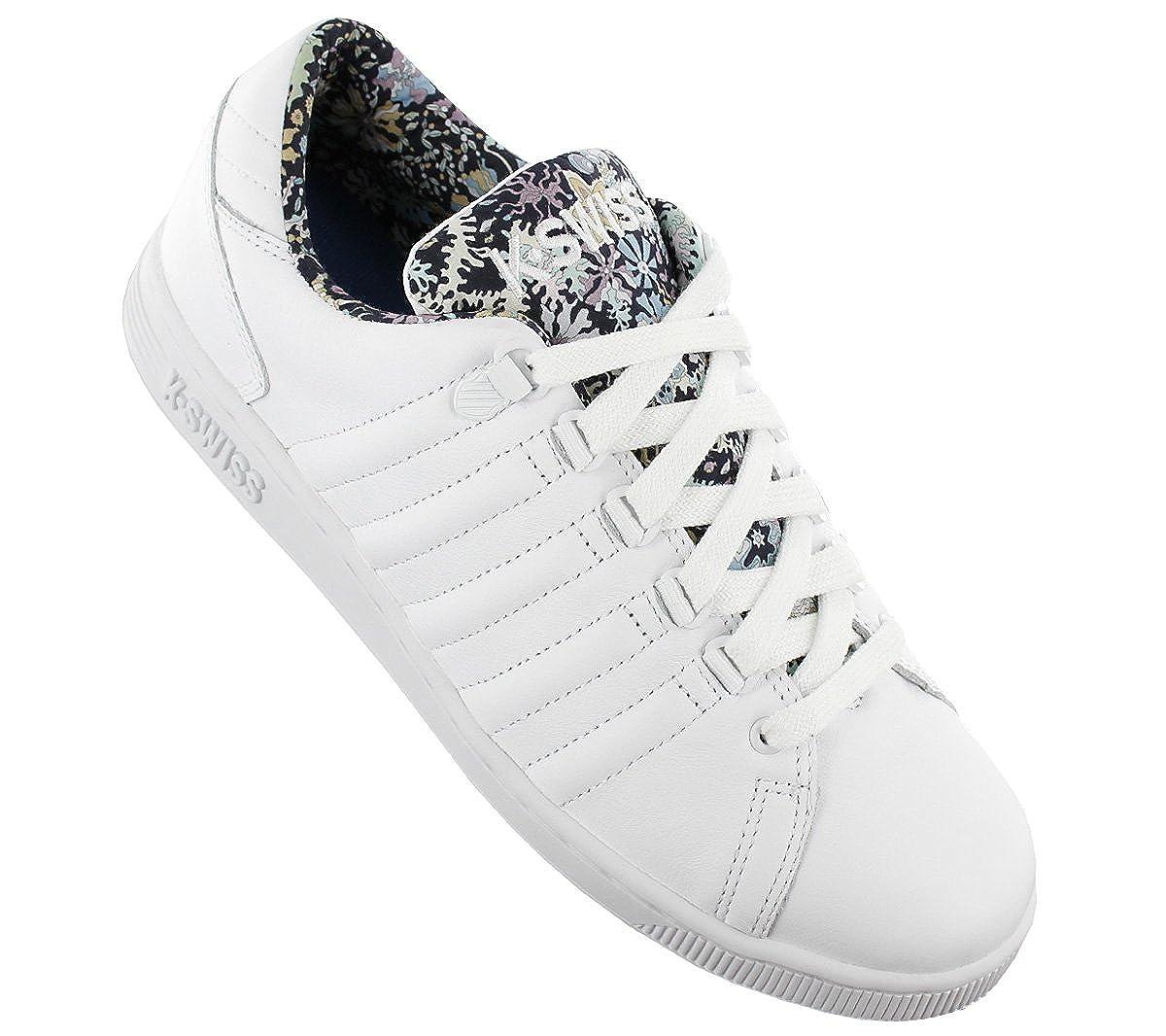 K-Swiss Lozan III TT Liberty Damen Sneaker mit drehbarer Zunge Fashion Sneaker Turnschuhe Sportschuhe Limited Edition