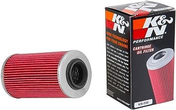 K/&n Filtre à huile kn-556