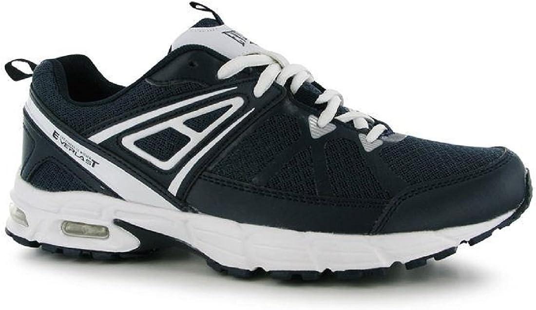 Niños Everlast Run Zapatillas de Running – Azul Marino/Blanco, Color, Talla 35,5 EU: Amazon.es: Zapatos y complementos