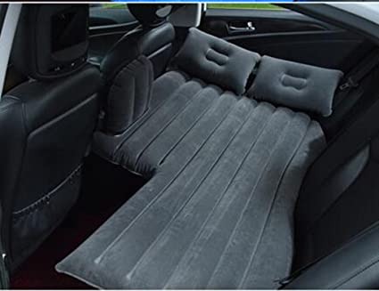 Amazon Com Suv Car Sex Air Bed Inflatable Mattress Black Back Seat