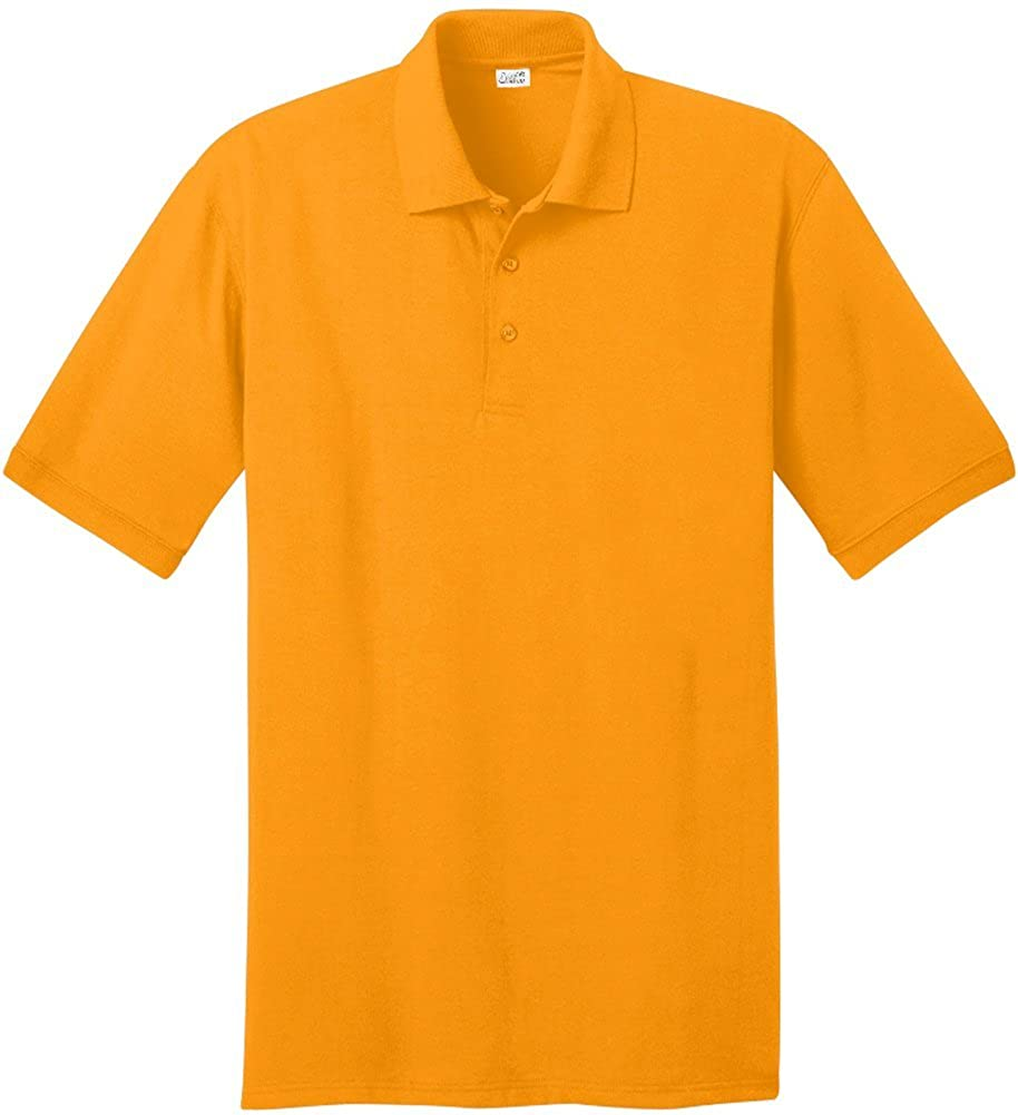 Men's Tall Polo Shirt in 21 Colors. Tall Sizes: LT-4XLT USAL8231411340