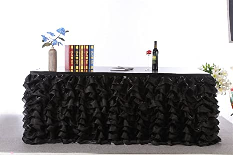 HBB Kids 3 Yards Deluxe Elegant Table Skirt Table Cloth For Party  Decoration, Events,