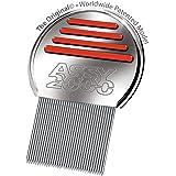 ASSY 2000–Pettine per Pidocchi metallo