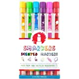 Scentco Smarkers 6-Pack of Scented Felt Tip Markers