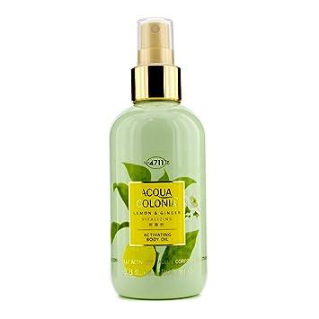 4711 Acqua Colonia Lemon & Ginger Activating Body Oil 200ml/6.8oz
