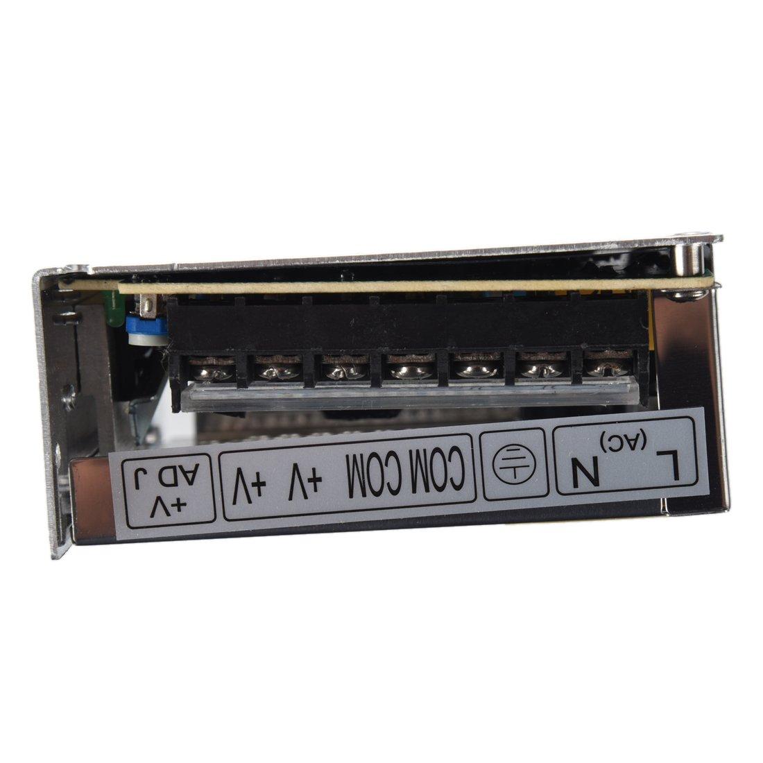 DC12V 8.5A 100W Commutateur Interrupteur Alimentation Adaptateur pour LED Bande SODIAL R