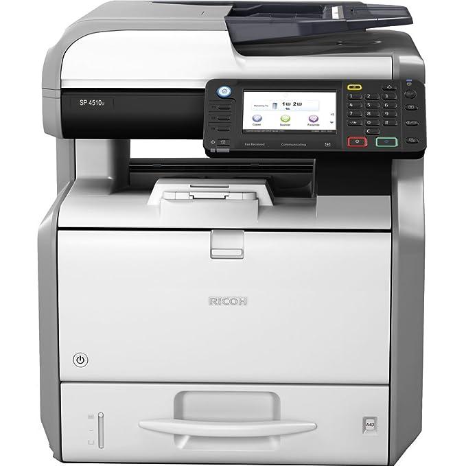Ricoh Aficio SP4510SF MFPB - Impresora multifunción láser (LED ...