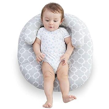 laamei Nido Para Bebés, Cojín de Lactancia Multifuncional ...