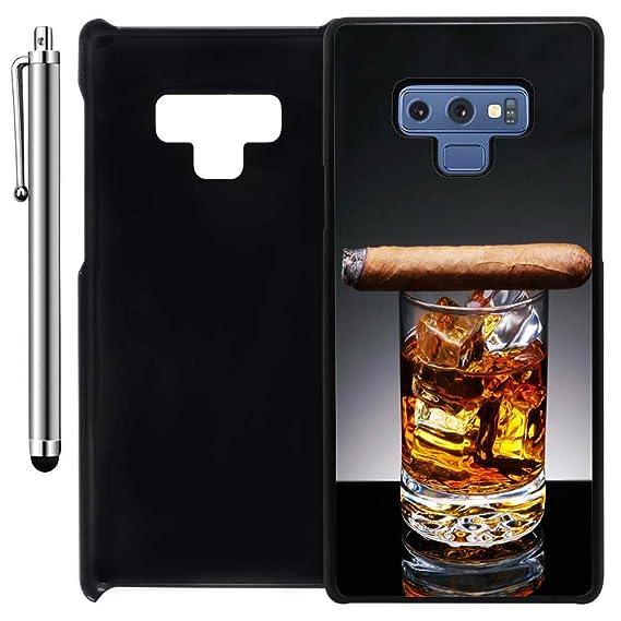 best cheap 381f8 fc9d7 Amazon.com: Custom Case Compatible with Galaxy Note 9 (Cuban Cigar ...