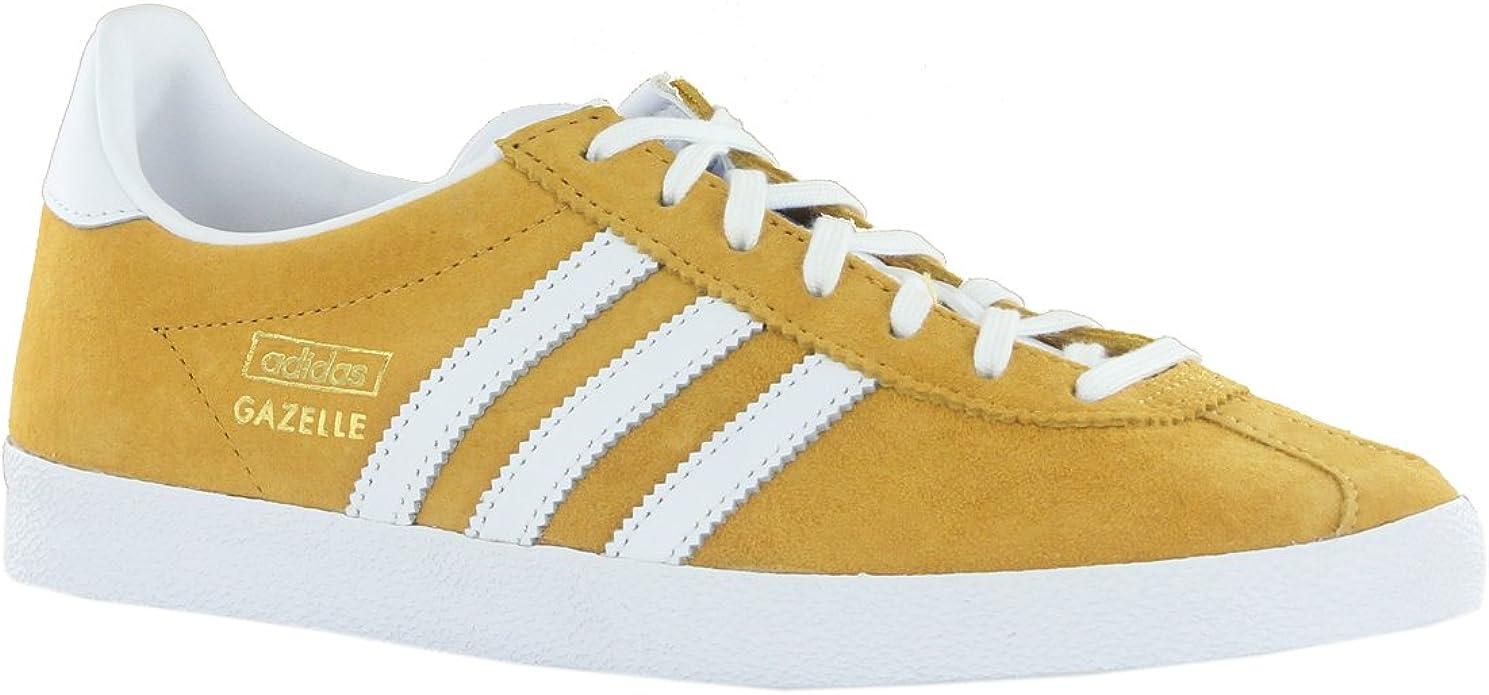 Adidas Gazelle OG Mustard Suede Leather