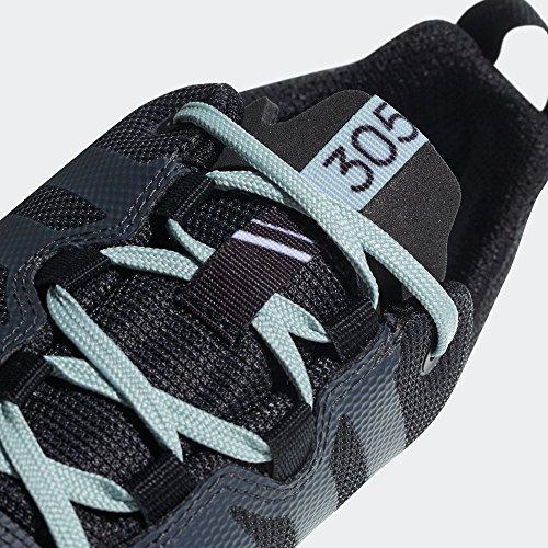 GTX Agravic Zapatillas para Vercen Adidas Running Terrex W de Mujer Carbon 000 Gritre Gris Trail EUwU5Iq8