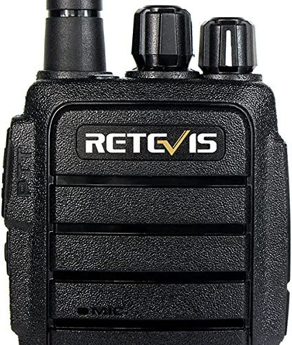 Retevis RT21 2 Way Radios UHF Long Range Two-Way Radios 16CH CTCSS//DCS VOX Scan Squelch Rechargeable Walkie Talkies Adult 20 Pack