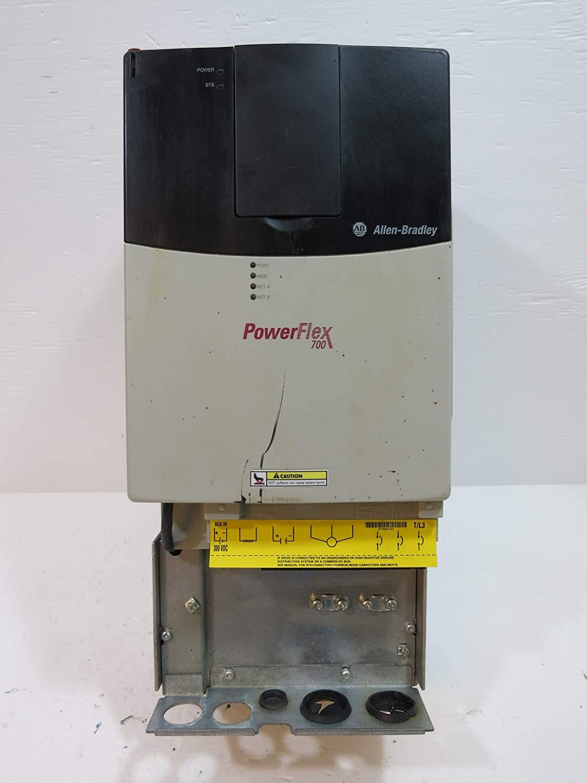 Rblt Allen-Bradley PowerFlex 700 VFD 20BD040A0AYNAND0 30 HP, 480 V