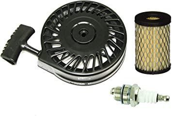 Amazon.com: TOPEMAI Recoil Starter Assembly for Tecumseh ...