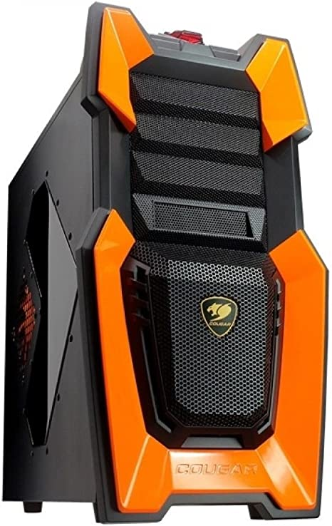 Cougar Challenger Orange midi Tower PC case