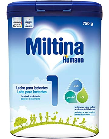 MILTINA 1 PROBALANCE, leche para lactantes desde el nacimiento, 750g