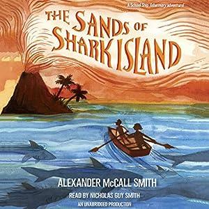 The Sands of Shark Island Audiobook