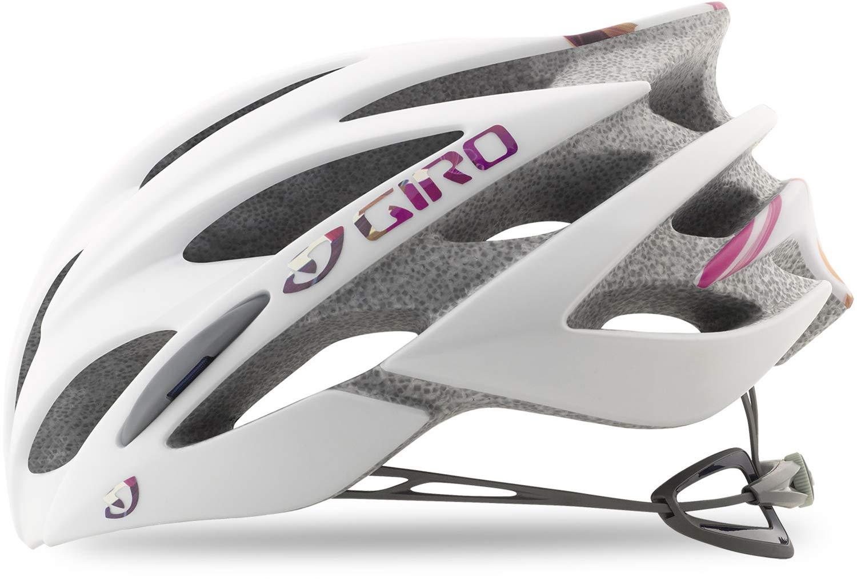 M Giro Sonnet Helmet Womens Matte White Floral