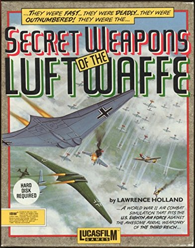 Secret Weapons of the Luftwaffe for sale  Delivered anywhere in USA
