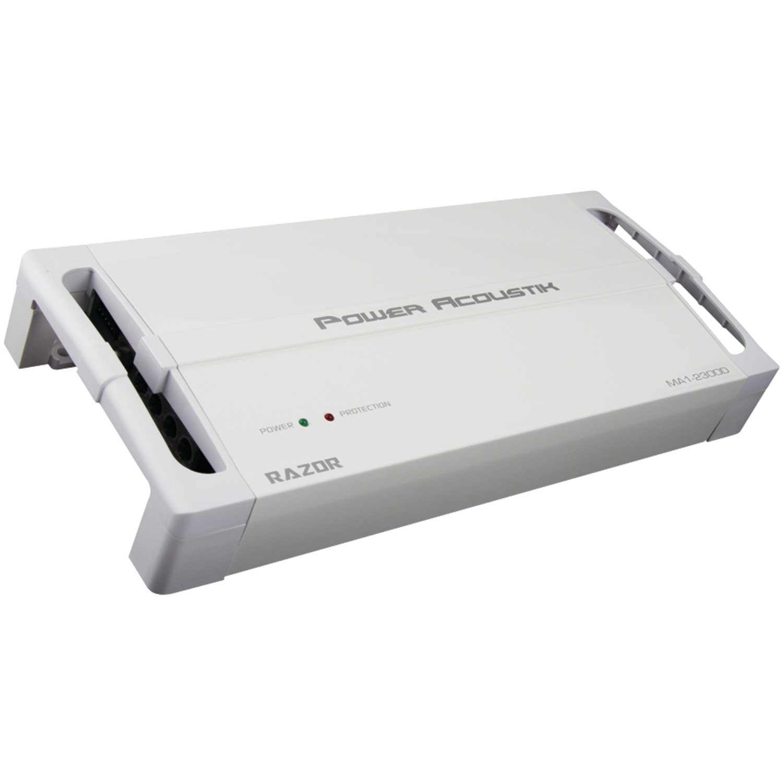 Power Acoustik MA1-2300D 2300W Class D Monoblock Marine Amplifier