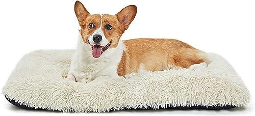 ANWA-Dog-Bed-Pet-Cushion-Crate-Mat-Soft-Pad-Washable