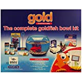 Interpet Limited Complete Goldfish Starter Kit (One Size) (Multicolored)
