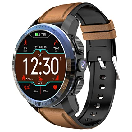 ZLOPV Pulsera Activa 4G Dual Systems Smart Watch teléfono ...