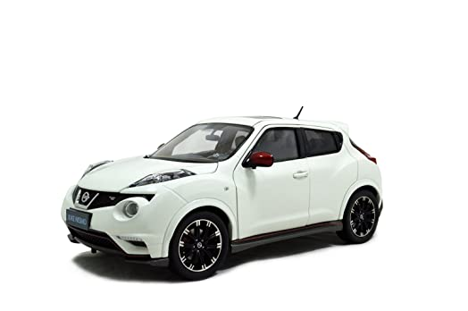 nissan juke 2015 white. nissan juke nismo rs 2015 die cast car 118 scale model white