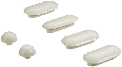 Gommini Per Sedile Wc.Ideal Standard Paracolpi Per Sedile Copri Wc Tonic K802401