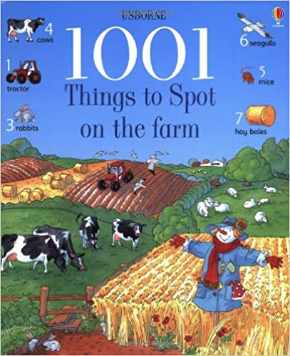 1001 Things to Spot in the Farm
