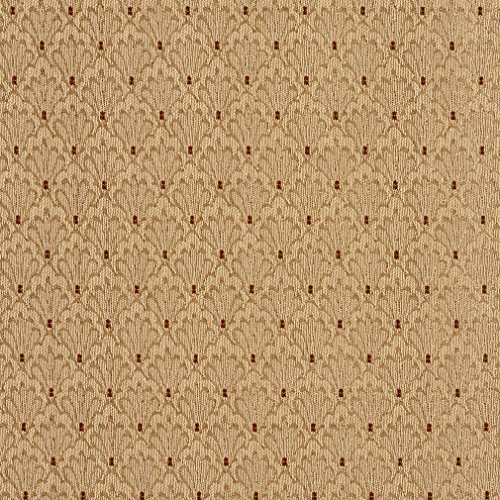 A428 Beige Shell Upholstery Fabric By The (High End Upholstery)