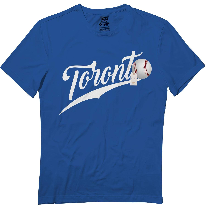 Toronto Baseball Winning Championship Big Fans T Shirt