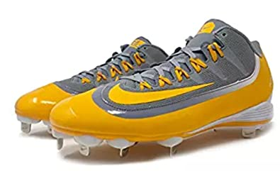 best service 31144 3c464 Image Unavailable. Image not available for. Color  NIKE Men s Huarache  2KFilth Keystone Mid Baseball Cleat ...