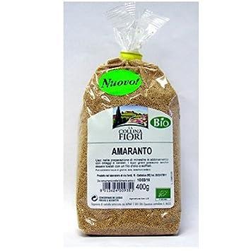 Amaranto Bio Sg 400g
